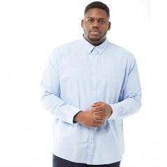 Ben Sherman Plus Size Oxford Blue
