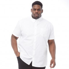 Ben Sherman Plus Size Oxford White