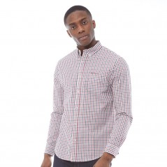 Ben Sherman Check Red