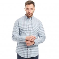 Ben Sherman Check Blue