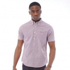 Ben Sherman Small House Check Red