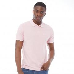 Ben Sherman Pique Polo Pale Pink