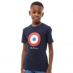 Ben Sherman Junior Target T-Navy Blazer