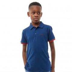 Ben Sherman Junior Polo Estate Blue