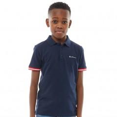 Ben Sherman Junior Polo Navy Blazer