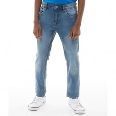 Ben Sherman Junior Mid Wash Skinny Mid Wash Sandblast