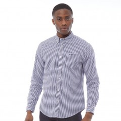 Ben Sherman Gingham Blue