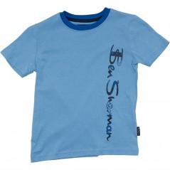 Ben Sherman Vertical T-Little Boy Blue
