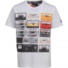 Brave Soul Junior Tape T-White