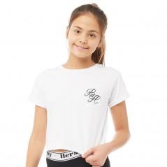 Beck And Hersey Junior Eden T-White/Black