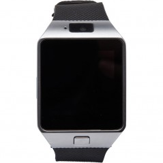 Challenger Bluetooth Smart Watch Mail Text Alert And Camera Function Silver/Black