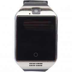 Challenger Square Smart Watch Black/Silver