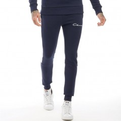 Closure London Side Panelled Navy/White