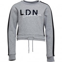 Closure London Junior SweatGrey/Black