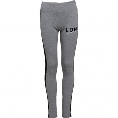 Closure London Junior Leggings Grey/Black