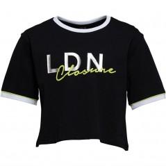 Closure London Junior Cropped T-Black