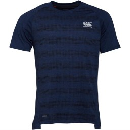 Canterbury Vapodri Performance Navy Marl