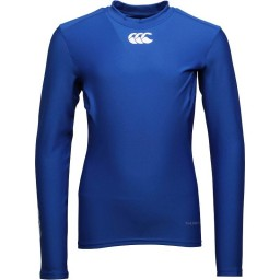 Canterbury Junior ThermoReg Baselayer Olympian Blue