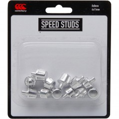 Canterbury Speed Stud Pack Silver