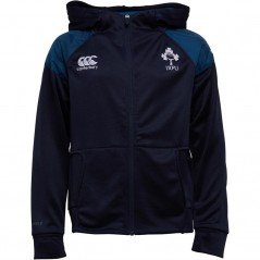 Canterbury Junior Ireland Rugby Vaposhield Hybrid Water Resistant Navy Blazer