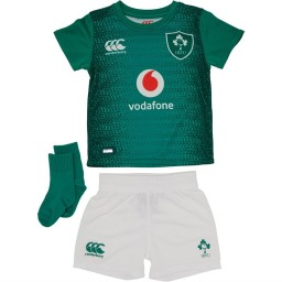 Canterbury Baby Ireland Rugby Home Kit Bosphorus
