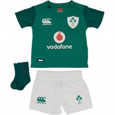 Canterbury Baby Ireland Rugby Kit Bosphorus