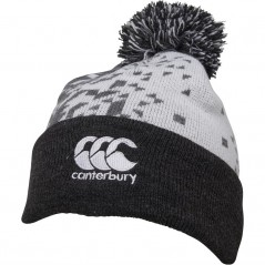 Canterbury England Rugby Bobble Bright White Marl
