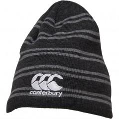 Canterbury England Rugby Beanie Vanta Black Marl