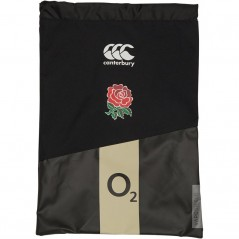 Canterbury England Rugby Vaposhield Water Resistant Gym Anthracite