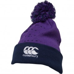 Canterbury Ireland Rugby Bobble Corcur Purple