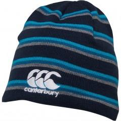 Canterbury Ireland Rugby Beanie Navy Blazer