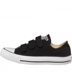 Converse CT All Star Ox Velcro Black/White