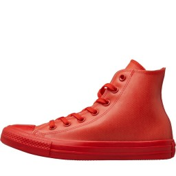 Converse Chuck Taylor All Star Rubber Hi Signal Red