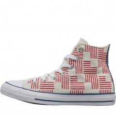 Converse Chuck Taylor All Star Hi Printed Buff/Casino