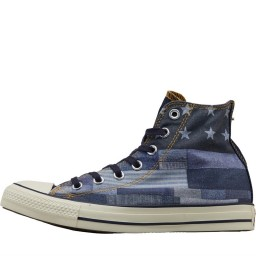 Converse Chuck Taylor All Star Hi Denim/Egret