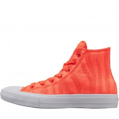 Converse Chuck Taylor All Star II Speciality Hi Orange/White