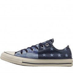 Converse Chuck Taylor All Star Ox Flag Denim/Egret