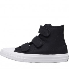Converse Kids Chuck Taylor All Star II3V Hi Black/White/Navy