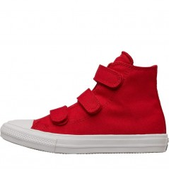 Converse Kids Chuck Taylor All Star II 3V Hi Red/White/Navy