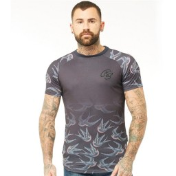 Crosshatch Averys T-Black