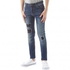DFND London Flyer Skinny Blue
