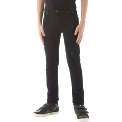 DFND London Fade Out Skinny Black