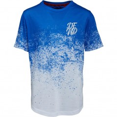 DFND London Dust T-Blue/White