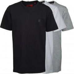 DFND London T-White/Grey/Black