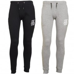 DFND London Wright Grey Marl/Black