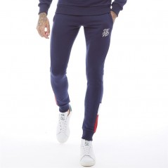 DFND London Tricolour Navy/White/Red