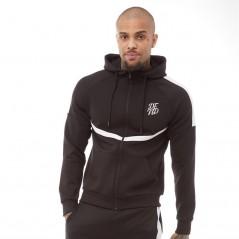 DFND London Essential Hoodie Black