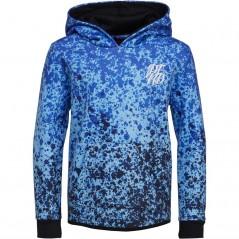 DFND London Junior Mist Hoodie Blue