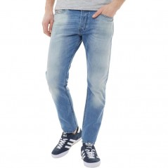 Diesel Tepphar 084CU Tapered Light Blue Wash