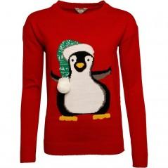Fluid Novelty Sweater